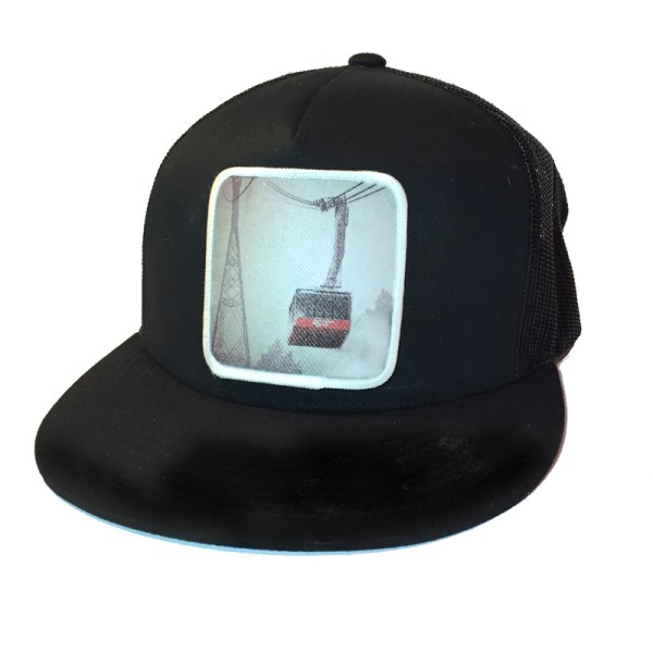 Avalon7 Stormday Jackson Hole Tram Snapback
