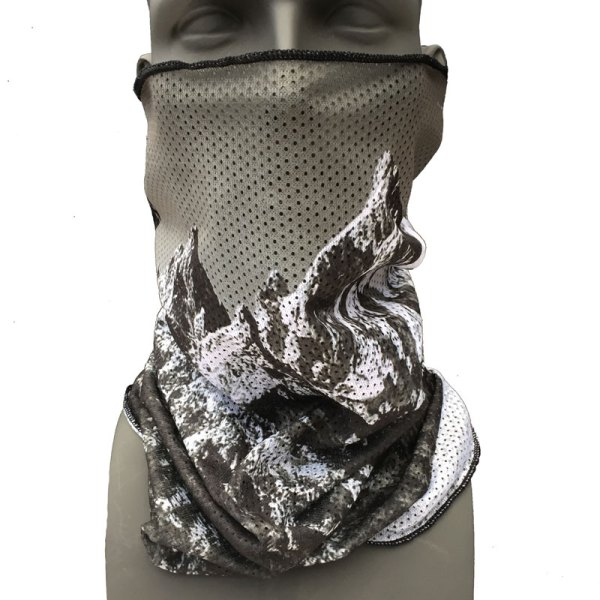 AVALON7 Breathable Mesh Snowboarding Winter Running face mask