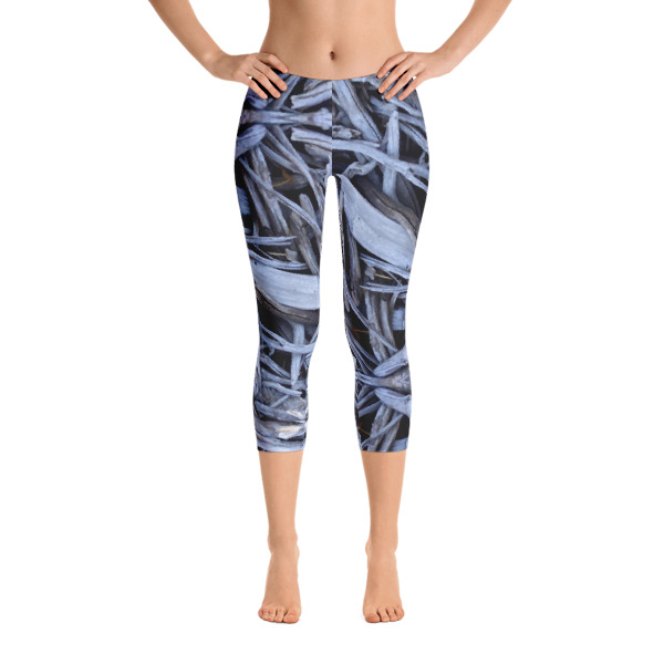 Driftwood Daydream Artist Series Yoga Pants by AVALON7