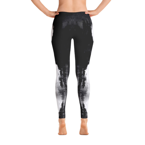 spiritus rising yoga pants avalon7 running black