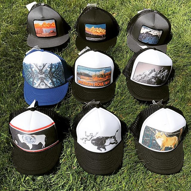 We ve got tons of rad new designs by  robkingwill up on www.AVALON7.CO now.   liveactivated  truckerhat  inspiredlife e1e96d15a07b
