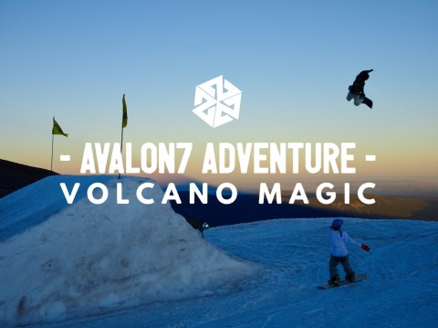 AVALON7 ADVENTURE   VOLCANO MAGIC