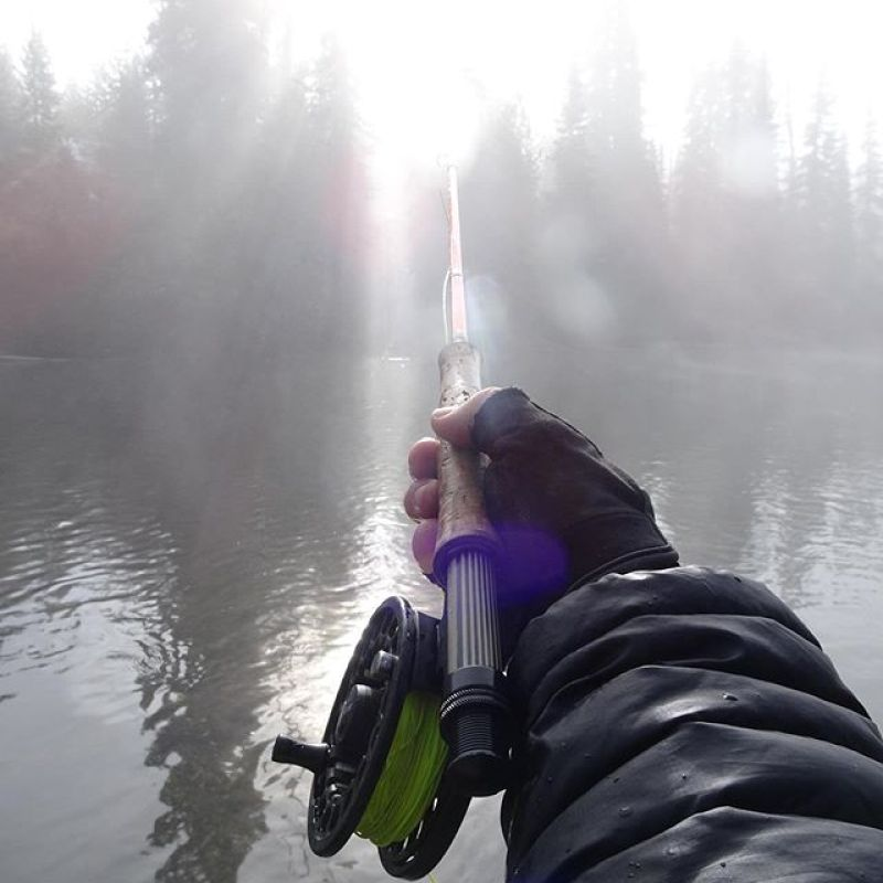 Fall is for fishing. #A7CO #seekthestoke #flyfishing