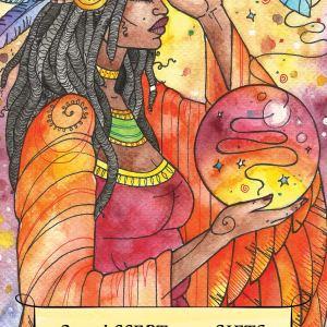 The Earthcraft Oracle – Juliet Diaz & Lorriane Anderson
