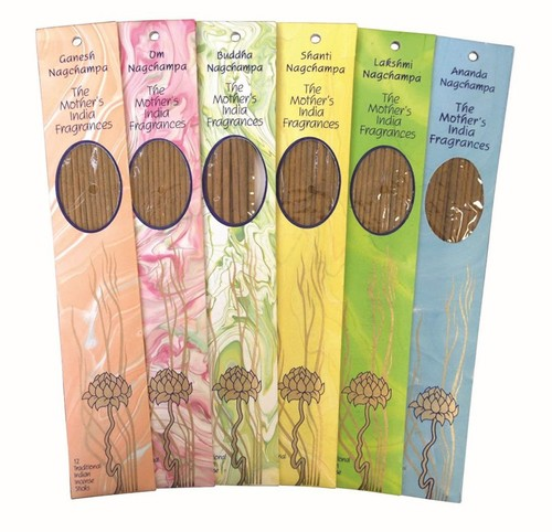 Mothers India Fragrances Incense