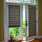 Window Treatments For French Doors French Door Window Coverings