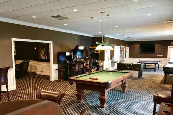 Game Room Amp Recreation Center Avalon Golf Amp Country Club
