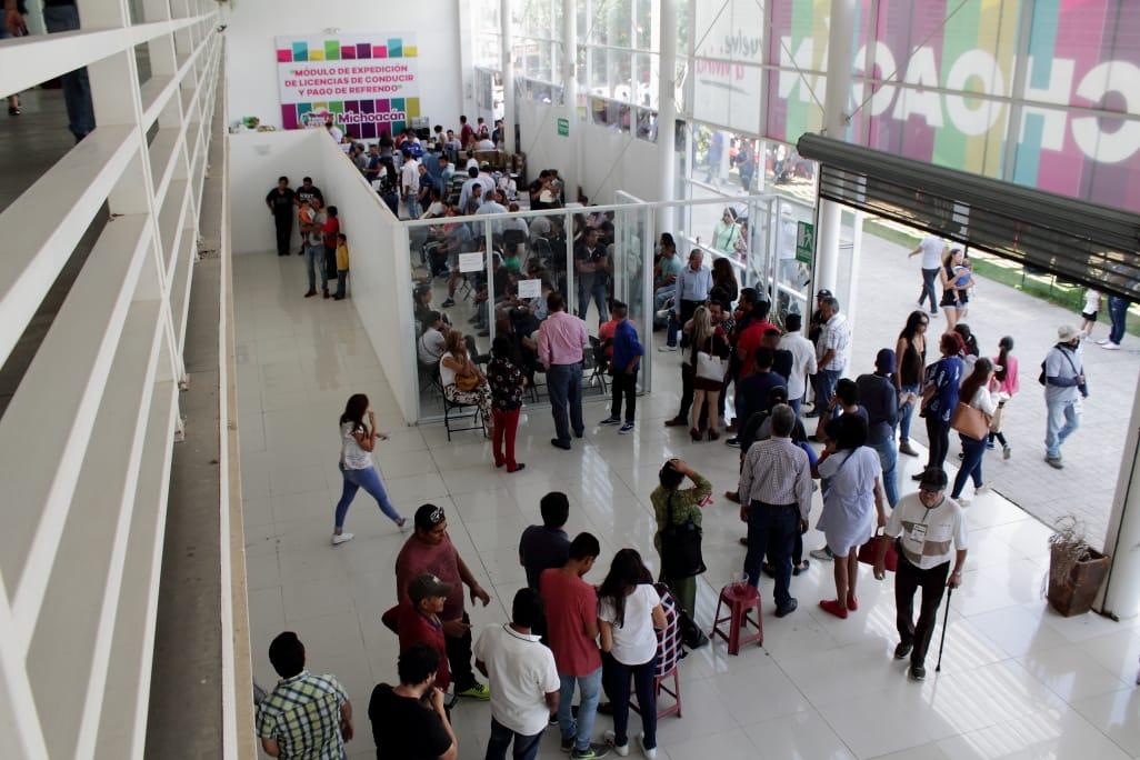 Logra Sfa Recaudación Récord En La Expo Fiesta Michoacán