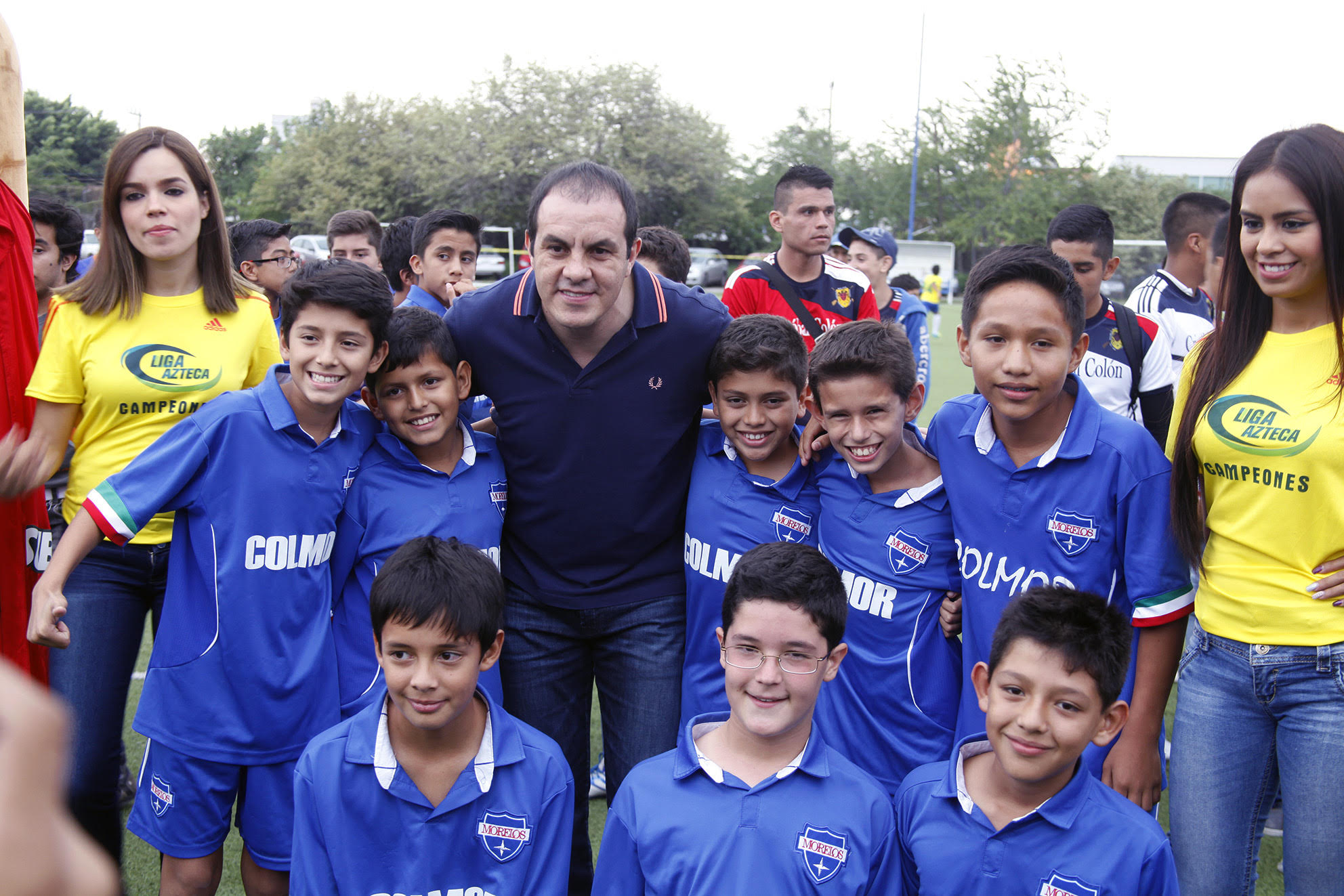 Cuernavaca y el deporte - territorio de ganadores