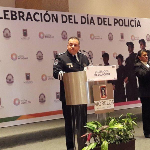 Policía Morelos