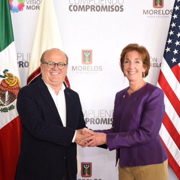 """""""Morelos amplía sus horizontes"""""""