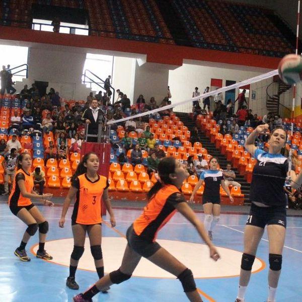 Torneo de voleibol Estudiantil 2016-2017