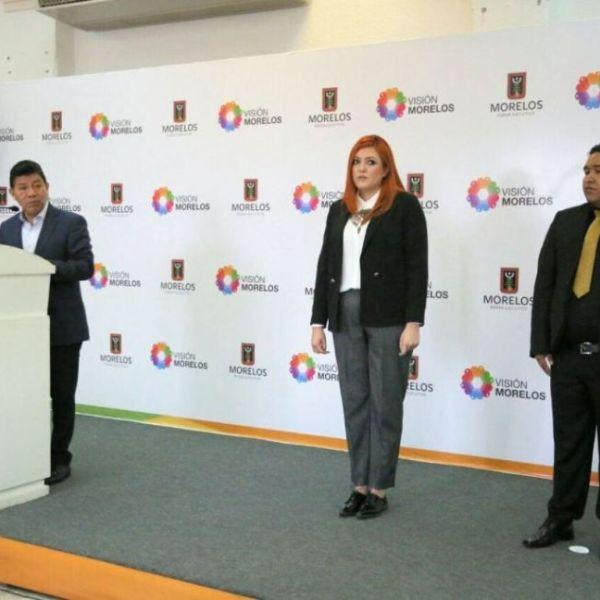 Ilse Eréndira Hernández Guzmán, secretaria Ejecutiva del Sistema de Protección Integral de Niñas, Niños y Adolescentes
