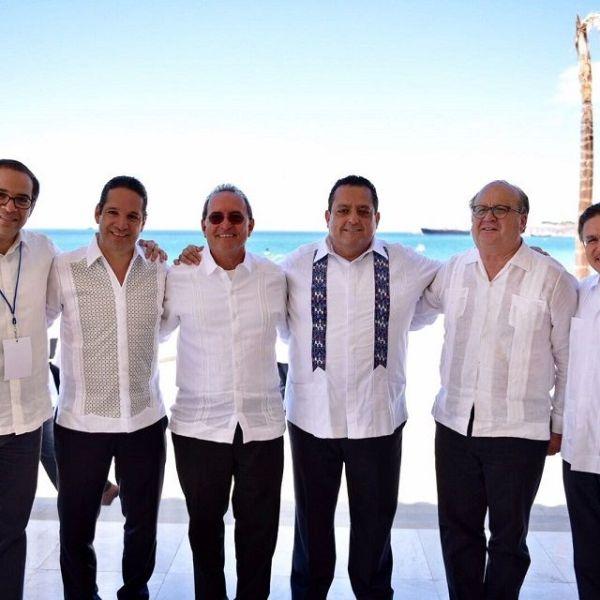 mandatario de Baja California, Carlos Mendoza Davis