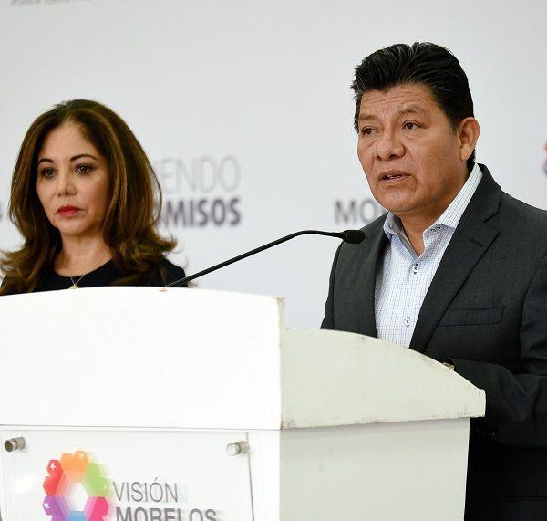 el legislativo no aprobó modificar la fracción II, del artículo 119, del Código Penal para el Estado de Morelos