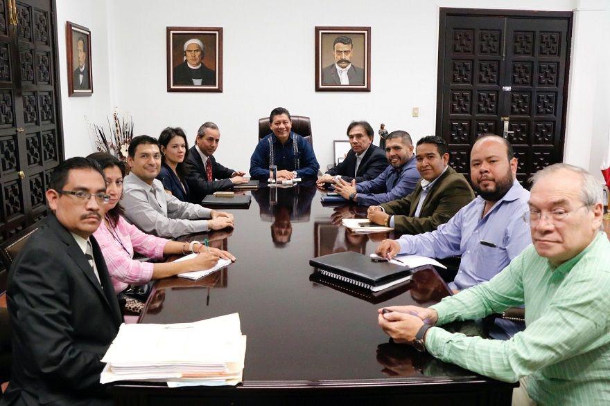 director de Derechos Humanos de la Secretaría de Gobierno, Antonio Sorela Castillo