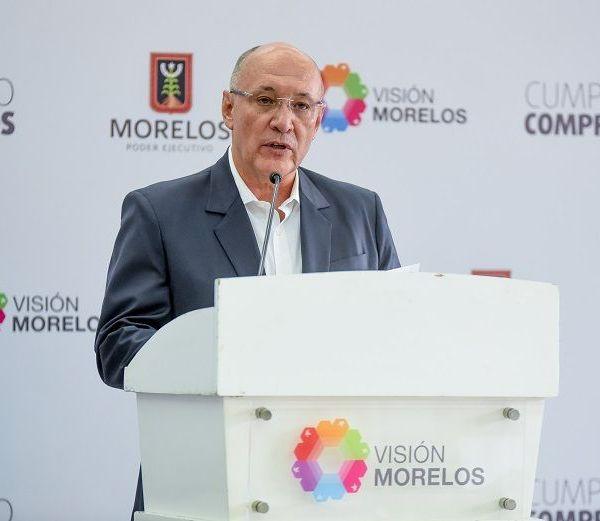 Presupuesto de Egresos del Gobierno del Estado de Morelos