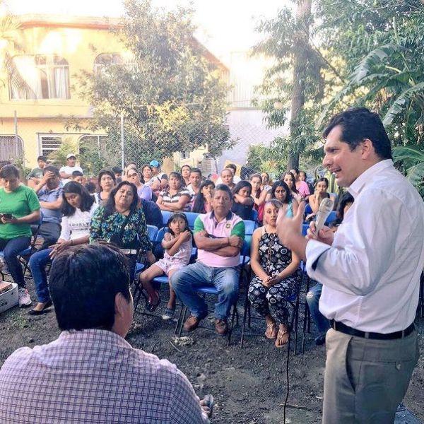 al partido de Andrés Manuel López Obrador