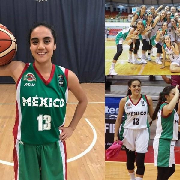 Campeonato del Centrobasket Femenil U17
