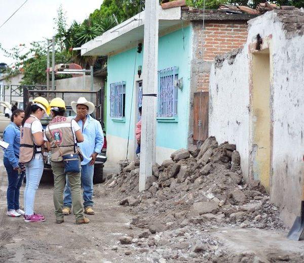 informó la secretaria de Desarrollo Social de Morelos, Blanca Almazo Rogel