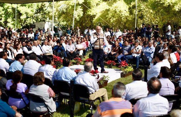 Feria del Financiamiento y Reactivación de la Economía de Morelos