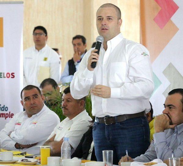 afirmó su líder estatal, Rodrigo Gayosso Cepeda