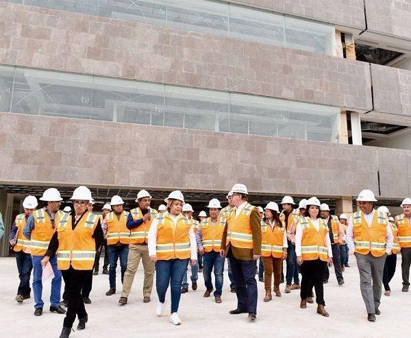 el proyecto fue diseñado por estudiantes de la Facultad de Arquitectura de la Universidad Autónoma del Estado de Morelos (UAEM)