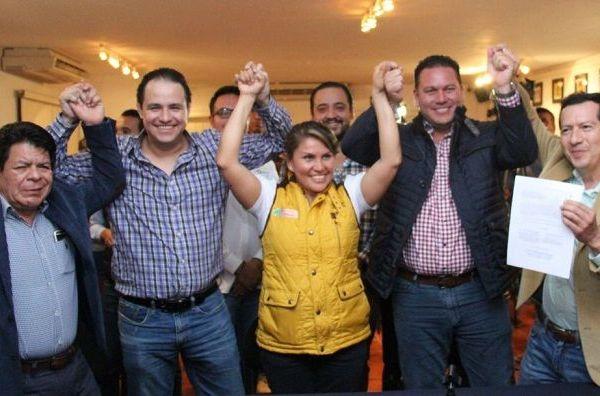 Alianza del PRD-PSD única con candidato definido; será Rodrigo Gayosso Cepeda