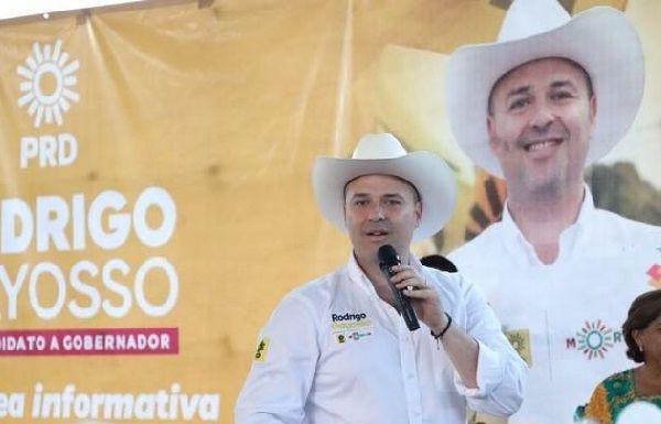 invitado a una Asamblea Informativa con militantes del municipio de Tlaquiltenango