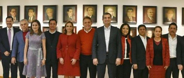 se consensó por unanimidad que Jorge Meade Ocaranza sea el precandidato de unidad para la gubernatura de Morelos