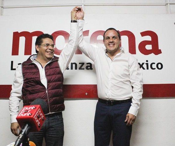 Circunscripción del Proyecto Nacional de Morena, Rabindranath Salazar Solorio