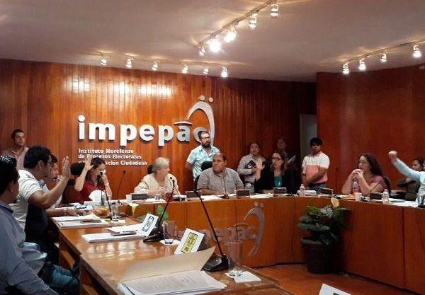 Durante la sesión extraordinaria de este jueves, los consejeros integrantes aprobaron por unanimidad el registro del priista al gobierno del estado