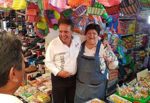 Jorge Meade subrayó que Morelos requiere gobiernos justos y eficientes; indicó que, en su gobierno, el Mando Único será revisado y modificado para que sea eficiente en el combate contra la delincuencia de todo orden, pero también se involucrará a la sociedad
