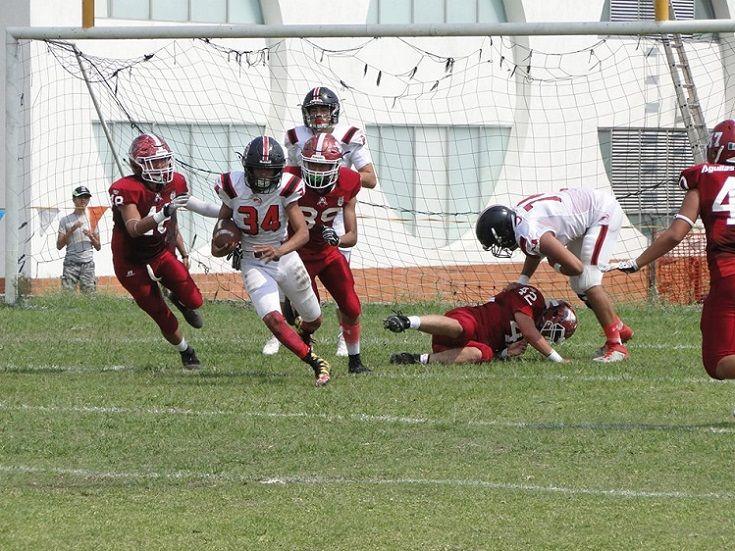 Los dirigidos por Miguel Estrada terminan con la victoria ante los Tigres del CCH Sur de la Universidad Nacional Autónoma de México (UNAM), con un final en los cartones de 22-17, tras remontar una desventaja de diez puntos al ir abajo 07-17