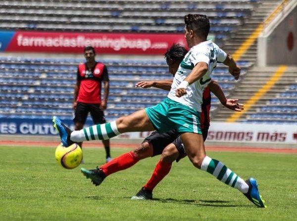 En esta ocasión les tocó enfrentar, en duelo a puerta cerrada, al equipo de los Lobos de la Benemérita Universidad Autónoma de Puebla (BUAP), en el que lograron sacar la igualada en las instalaciones del estadio Universitario de Puebla