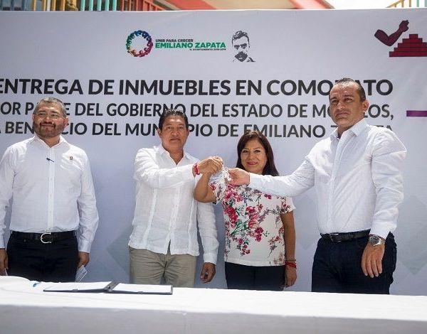 Ángel Colín López, secretario de Gobierno, aseguró que la política de alianza que se tiene con el gobierno federal y los municipios, permite generar en Morelos condiciones permisibles para el desarrollo de la ciudadanía y mejores oportunidades para salir adelante