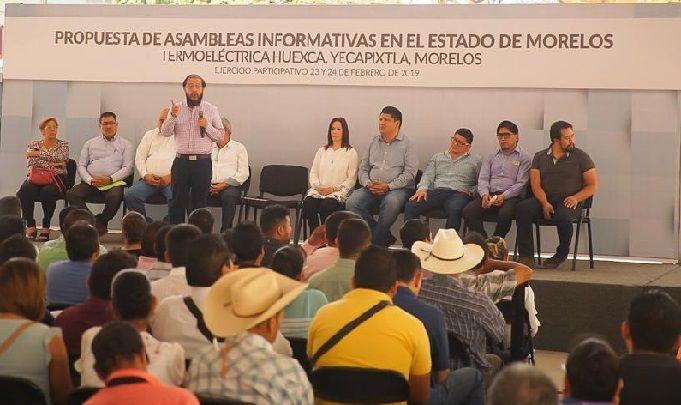 Cabe señalar que tanto el Gasoducto como la Termoeléctrica fueron impulsados y concluidos durante los gobiernos de Enrique Peña Nieto y Graco Ramírez, presidente de la República y gobernador del Estado, respectivamente, pese a la inconformidad de algunas comunidades de Tlaxcala, Puebla y Morelos
