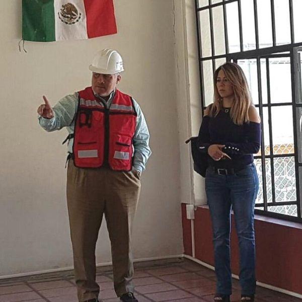 Orquídea Álvarez expresó que es preocupación del alcalde Antonio Villalobos Adán que se dé un trato justo, amable y digno a las personas de la tercera edad