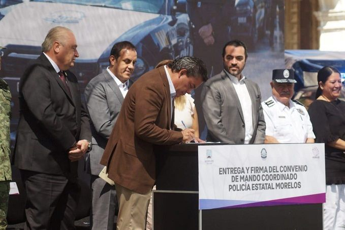 Aseguró que el reclamo social en materia de seguridad, hoy más que nunca, son resultados que se reflejen en la baja de la incidencia delictiva y en la permanente prevención de los delitos, que es lo que como autoridad municipal nos corresponde, apuntó
