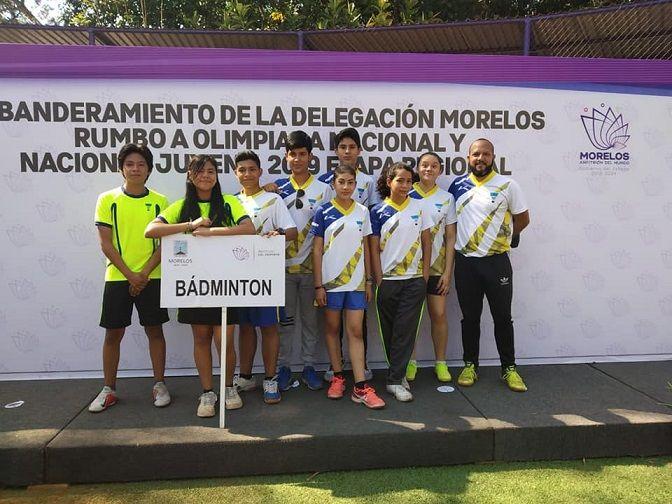 El Instituto del Deporte, Osiris Pasos Herrera, destacó que Morelos será sede de algunas disciplinas de esta etapa Regional y por ende quierenn ser dignos anfitriones y motivar a los niños y jóvenes morelenses para lograr sus mejores resultados en esta justa deportiva