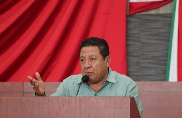Aseguró que su compañero José Luis Galindo actuó por cuenta propia y promovió un asunto que pretende desestabilizar a la entidad y violentar el estado de derecho