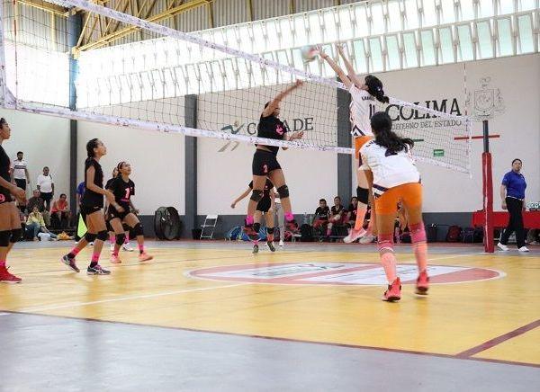 La escuadra morelense de Voleibol, originaria de Puente de Ixtla, demostró por qué llegó a la Olimpiada Nacional 2019, al ubicarse entre los siete mejores equipos del país