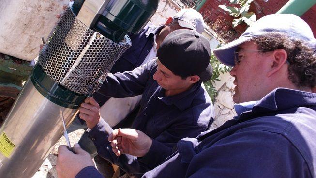 En la presente administración del SAPAC, el área de mantenimiento de la dirección operativa, trabajan con una intensa dinámica de operación, que permite contar con equipos de bombeo de repuesto para responder a diferentes contingencias