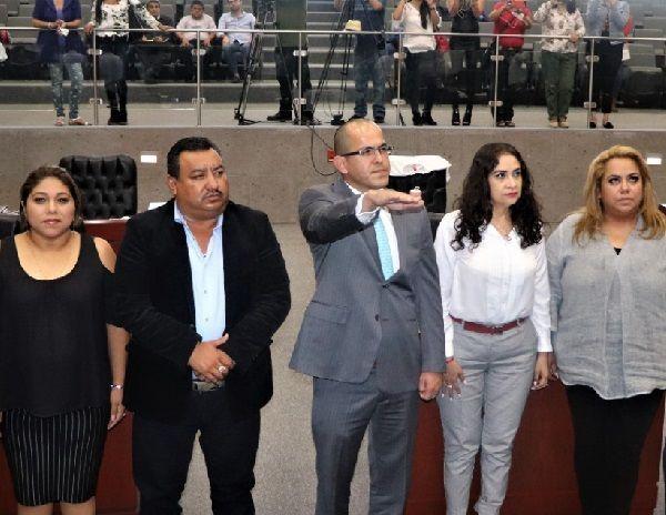 El nuevo Ombudsman sustituye en el cargo a Jorge Arturo Olivares Brito, quien buscó ser ratificado en el cargo