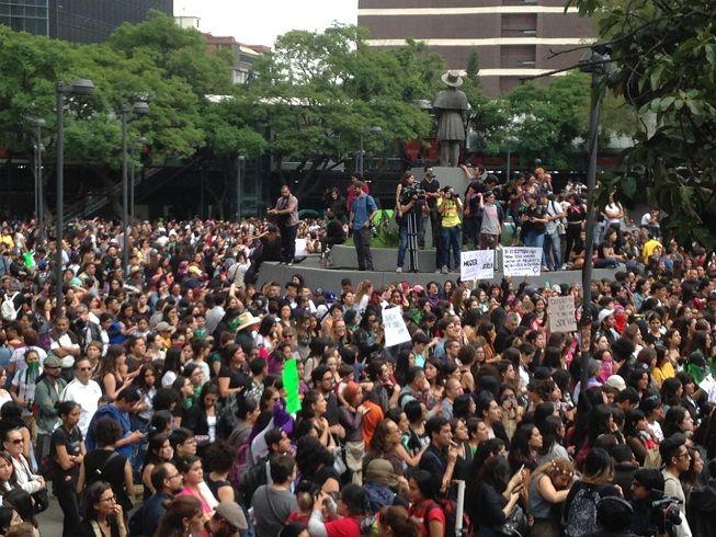 ¿De plano dejaremos los espacios públicos y las calles a la delincuencia?