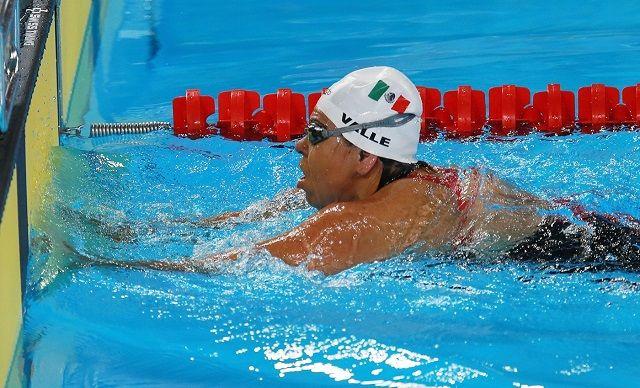 Los nadadores nacionales Patricia Valle Benítez y Gustavo Sánchez aportaron dos medallas de oro a México, en el arranque de la penúltima jornada de la para natación de este certamen