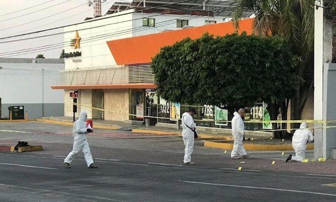 Informó que elementos del Mando Coordinado Policía Morelos, Policía de Investigación Criminal, efectivos de la Guardia Nacional y del Ejército Mexicano establecieron coordinación interinstitucional, para atender este lamentable suceso, en el que ha quedado establecido que en ningún momento se atentó contra turistas ni demás personas que se encontraban en el sitio