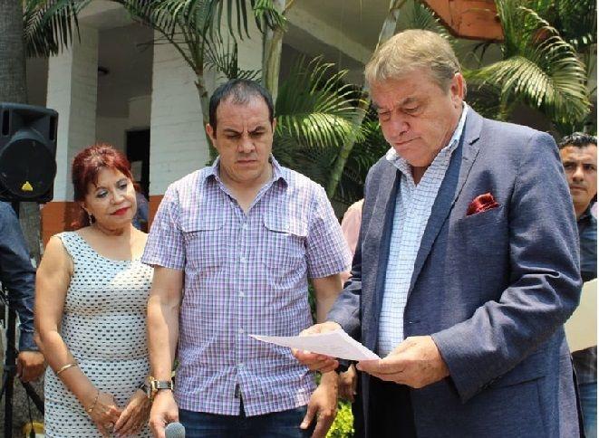 El ex ídolo futbolístico que se ha jactado de haber sido triunfador por sí solo y que pretende llegar a ser presidente de México, ha fracasado ya como gobernador de Morelos