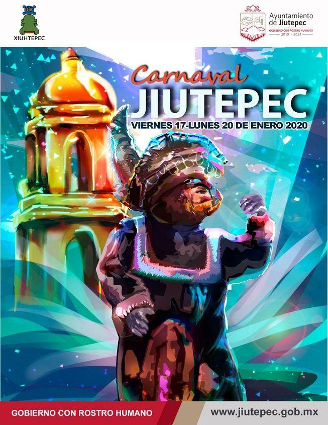 Está considerado que el viernes 17 de enero de 2020 el presidente de Jiutepec, Rafael Reyes Reyes encabece el tradicional Brinco del Chínelo, con lo que da inicio la celebración más grande y concurrida de su tipo en el estado de Morelos, así como la temporada de carnavales en la entidad