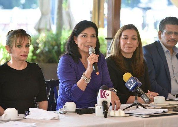 En rueda de prensa, Ana Cecilia Rodríguez González, titular de la SDEyT, expresó que también se contempla privilegiar la conciliación y la legalidad en materia laboral